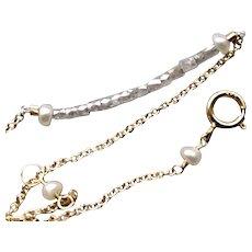 Diamond bracelet, layering bracelet, Princess cut Diamonds, bar bracelet, 14K Gold, Camp Sundance jewelry, gift for her Gem Bliss Jewelry