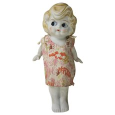 Cutest Vintage Japanese Bisque Doll