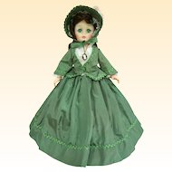Madame Alexander Portrait Children Series Collection, 1385 Scarlett Original Box