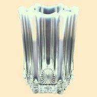 Elegant Vintage Fenton French Opalescent Spooner