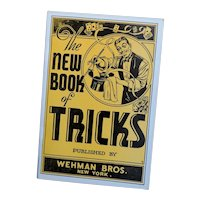 An Amusing Old Wehman Brothers Magic Book
