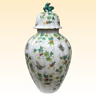 A Large Spectacular Japanese Porcelain Vase