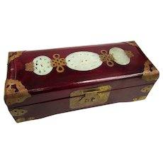 An Excellent Vintage Chinese Jewelry Box - Red Tag Sale Item