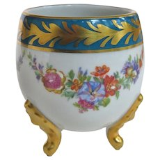 An Excellent Little French Limoges Footed Vase