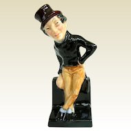 Royal Doulton Dickens Miniature Alfred Jingle M52