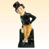 Royal Doulton Dickens Miniature Alfred Jingle M52