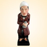 Royal Doulton Dickens Miniature Scrooge M87