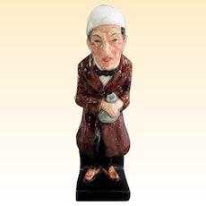 Royal Doulton Dickens Miniature Scrooge M87