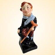 Royal Doulton Dickens Miniature Tiny Tim M56