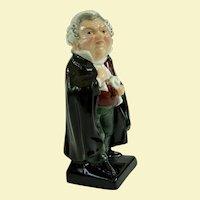 Royal Doulton Dickens Miniature Buzfuz M53