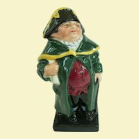 Royal Doulton Dickens Miniature Bumble M76