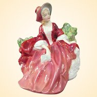 Older Version of Royal Doulton Figurine Lydia HN1908