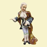 A Hard to Find Arthur Bowker Staffordshire Figure Sir Galahad