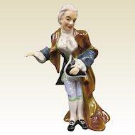A Hard to Find Arthur Bowker Staffordshire Figure Sir Galahad