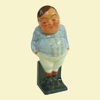 Royal Doulton Dickens Miniature Fat Boy M44 1932-1948