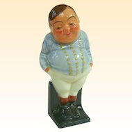 Royal Doulton Dickens Miniature Fat Boy M44 1932-1948