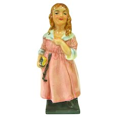 Royal Doulton Dickens Miniature Little Nell M51 1932-1948