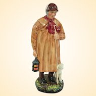 Royal Doulton Figurine The Shepherd HN1975 Produced 1945 to 1975