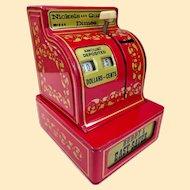 Colorful Vintage Buddy L Easy Saver Toy Cash Register Bank