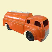 A Hubley Die Cast Fuel Truck in Great Condition, Circa 1960