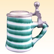 Gmunder Keramik Baby Beer Stein