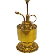 Best Old Ornate Brass Plant Mister or Spritzer