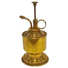 Best Old Ornate Brass Plant Mister or Spritzer