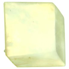 Vintage Mother of Pearl cube shaped Scatter Pin