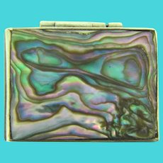 Marked Sterling Mexico small Pill Box