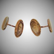 Victorian photo portrait Cufflinks