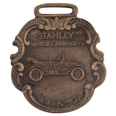 Stanley Motor Carriage fob