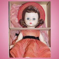All Original Madame Alexander Alexander-kins Wendy w/Box Wendy Calls On School Friend 1956