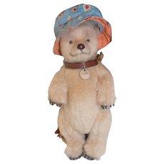 Vintage Mohair R John Wright Bear Loo Tag Bears #209