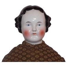 All Original Antique German China Head Doll Antique Clothes