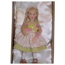 Helen Kish Vest Pocket BJD Lisbet Doll LE 134 of 250 MIB