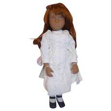 Sasha Angela Doll with Tags and Tube Red Head