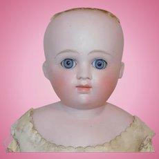 Antique German Kestner Closed Mouth Doll
