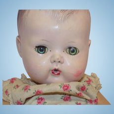 Vintage Rubber American Character Tiny Tears Doll