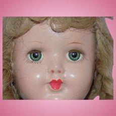 Vintage Composition Knickerbocker Walt Disney Sleeping Beauty Doll All Original