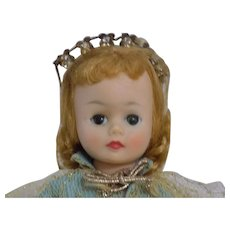 Vintage Madame Alexander Cissette Sleeping Beauty Doll