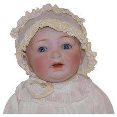 "Antique 13"" German Kestner 211 Character Baby Doll"