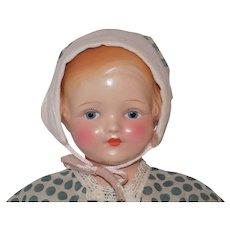 Vintage Composition ACME Mama Doll All Original Excellent Condition
