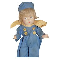 Vogue Composition Ginny Toddles Dutch Doll
