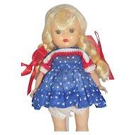 NMIB Nancy Ann Story Book Doll NASB Muffie Doll With Box A.O. #503