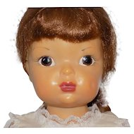 Vintage  Patent Pending Terri Lee Doll to Dress