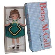 Vintage Robert Tonner Betsy McCall Doll Shamrock Lass NMIB