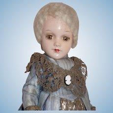 Rare and HTF Arranbee R&B Historical Doll Martha Washington