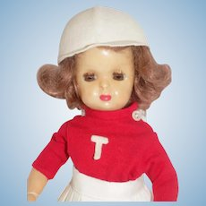 Tiny Terri Lee Doll CheerLeader Outfit