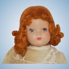 Vintage Composition Mama Doll Horsman Cries