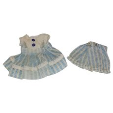 Vogue Strung Ginny Doll Dress Underwear Outfit  Skinny Tag
